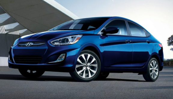 2019 Hyundai Accent 6-Speed new