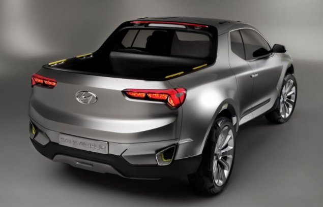 2019 Hyundai Santa Cruz Pickup review