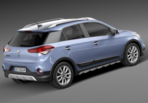 2020 Hyundai i20 Active design