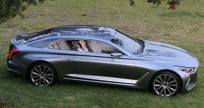 2019 Genesis G60 Coupe