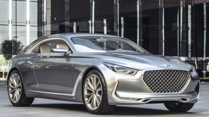 2019 Genesis G60 Coupe new