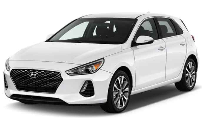2019 Hyundai Accent Automatic design