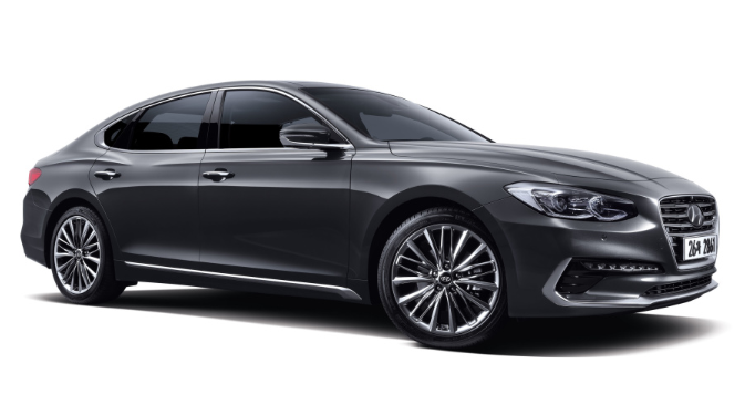 2019 Hyundai Azera Limited news