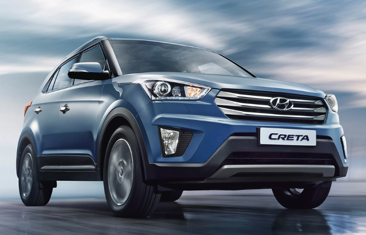 2019 Hyundai Creta 1.6 Executive redesign