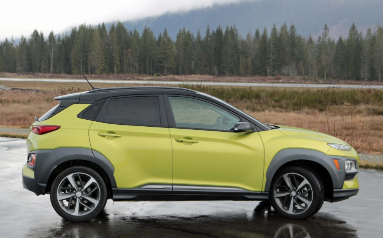 2019 Hyundai Kona Turbo new
