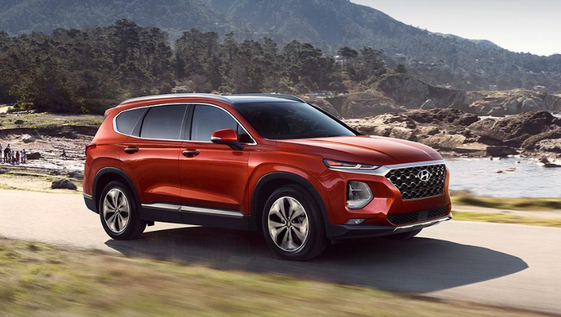 2019 Hyundai Santa Fe Sport Ultimate design