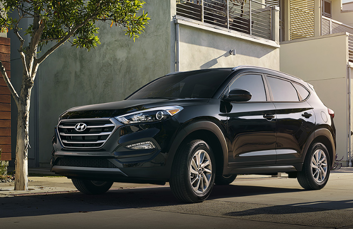 2019 Hyundai Tucson USA design