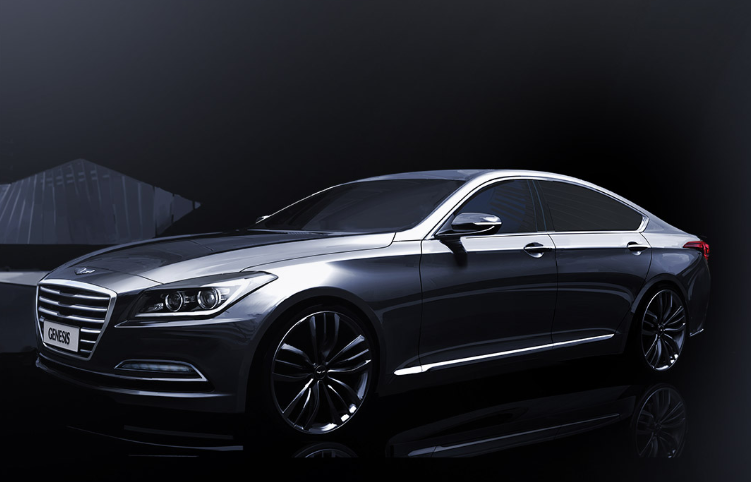 2019 Hyundai G80 Coupe redesign