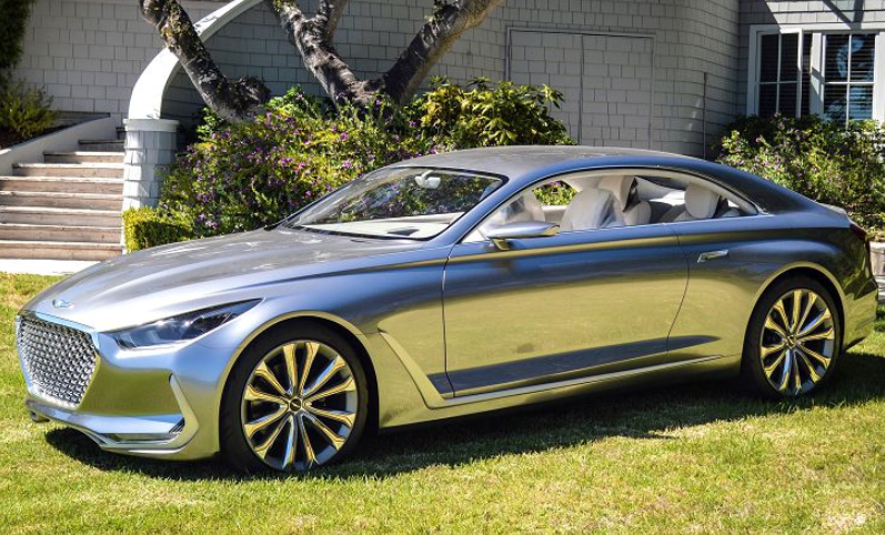 2019 hyundai genesis coupe 2.0t colors, release date