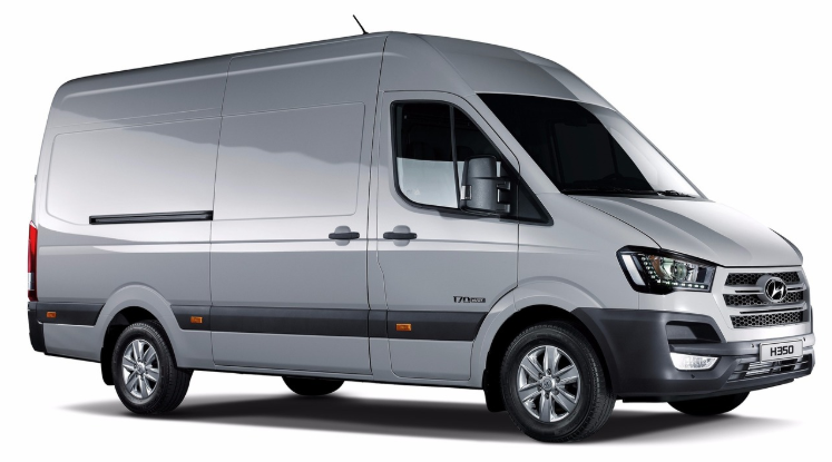 2019 Hyundai H350 Fuel Cell release date