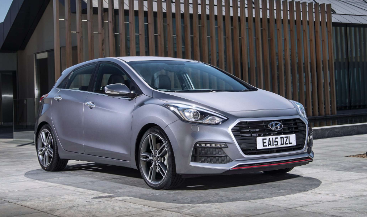 2019 Hyundai i30 Coupe design