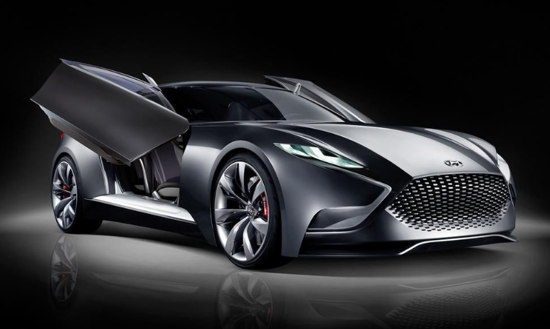 2019 Hyundai HND-9 Coupe redesign