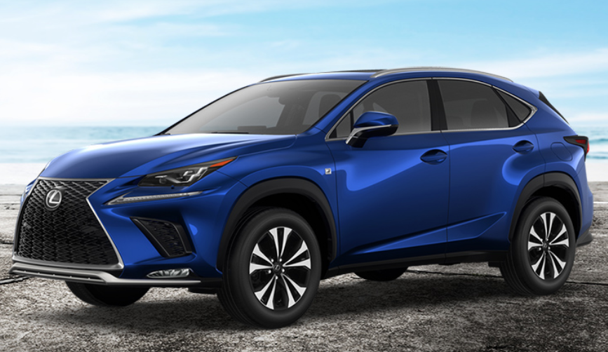 2019 Lexus NX 300 F Sport Colors, Release Date, Changes ...
