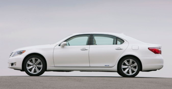 2019 Lexus LS 600H L Sedan redesign