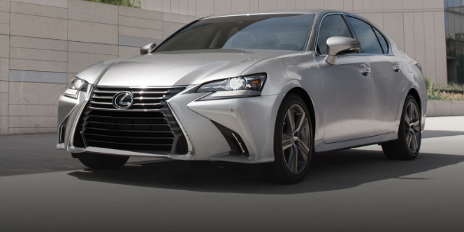 2019 Lexus GS 350 Facelift Limited news
