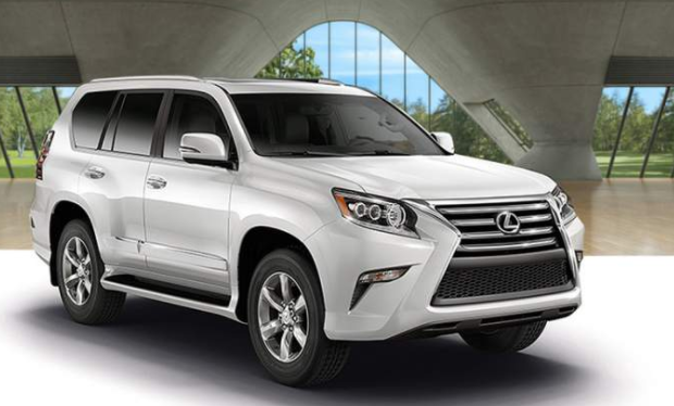 2019 Lexus GX 460 Luxury design
