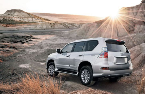 2019 Lexus GX 460 Luxury new