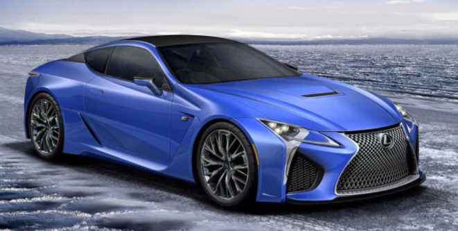 2019 Lexus LC F review