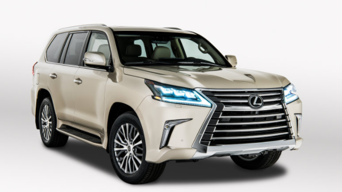 2019 Lexus LX Two-Row new