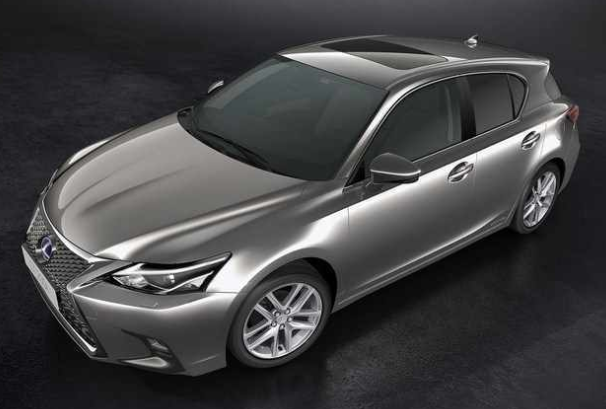 2020 Lexus CT 1.8-L new