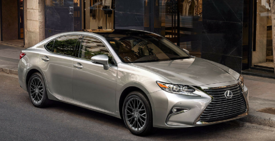 2020 Lexus ES 350 Sedan redesign