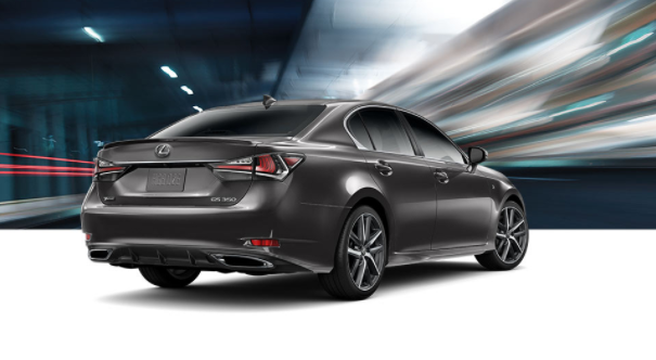 2020 Lexus GS 200T Sedan
