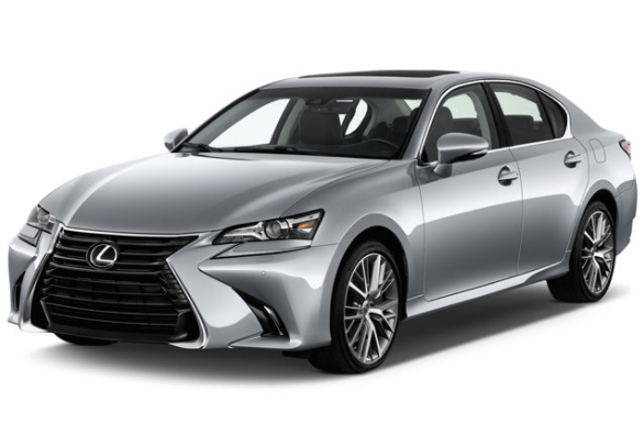 2020 Lexus GS 200T Sedan design