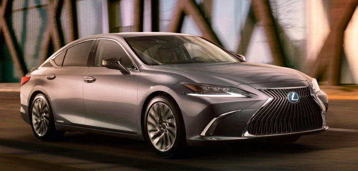 2019 Lexus ES Automatic Transmission news