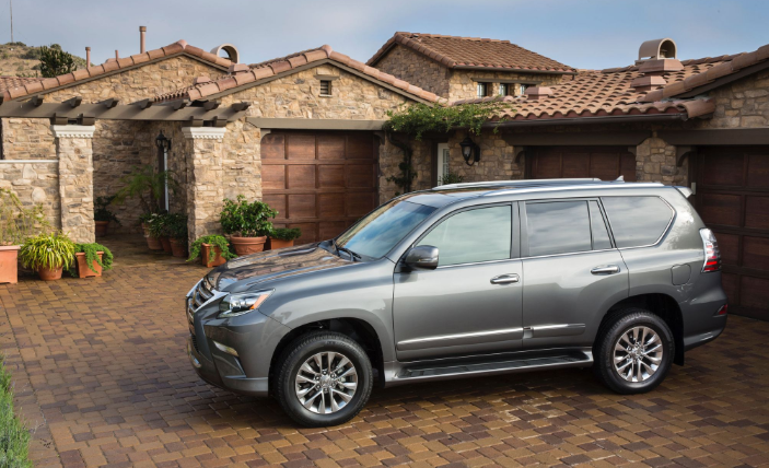 2019 Lexus GX 460 Crossover news