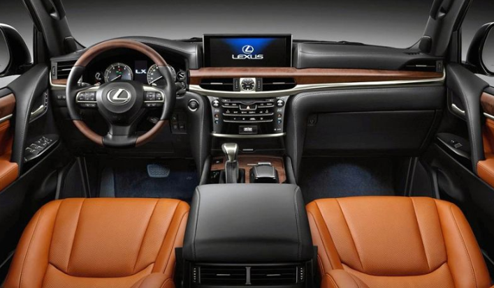 2019 Lexus GX 460 Crossover design