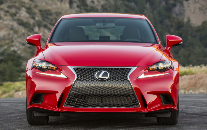 2019 Lexus IS200T F-Sport design