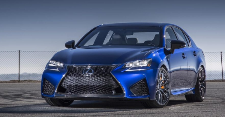 2019 Lexus IS350 F Sport colors