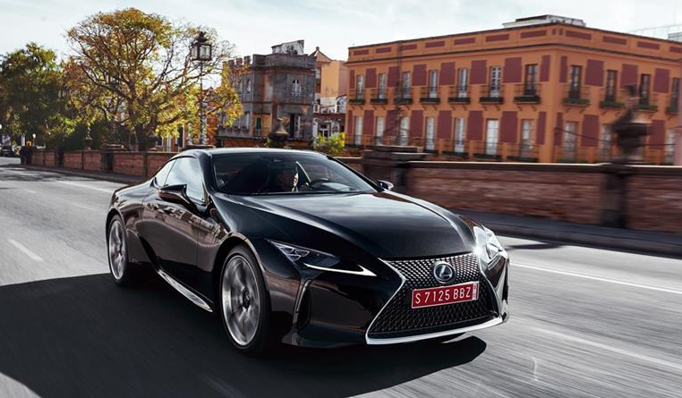 2019 lexus lc 500h coupe colors release date redesign