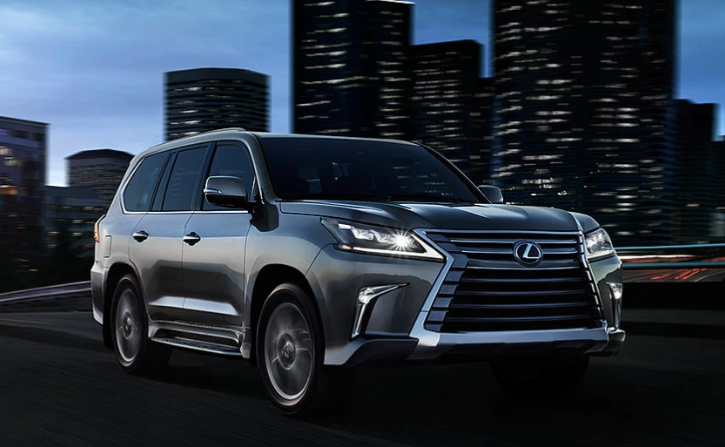 2019 Lexus LX 570 Superior wallpaper