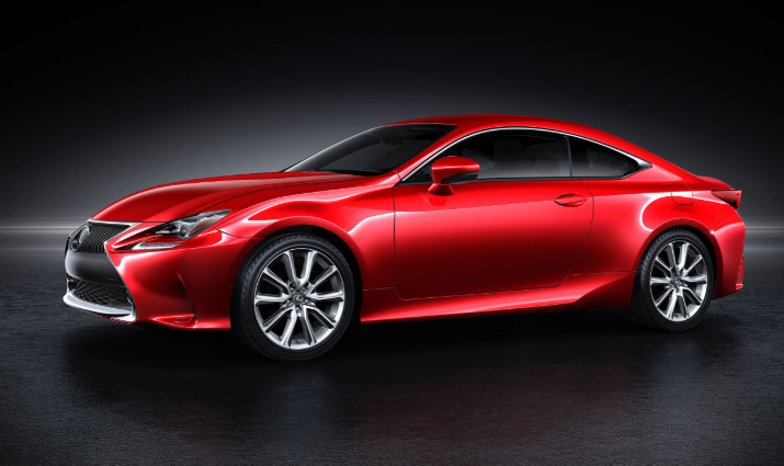 2019 Lexus RC Coupe release date