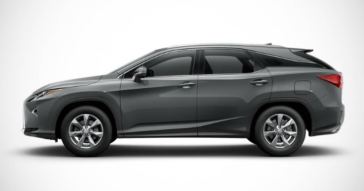 2019 Lexus RX Luxury Crossover redesign