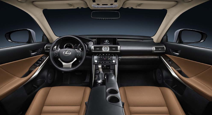 2019 Lexus RX Luxury Crossover design