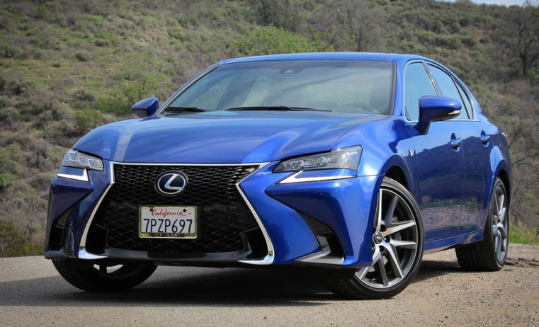 2019 Lexus GS 350 AWD news