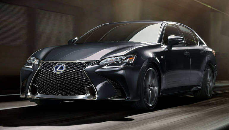 2019 Lexus GS 350 AWD F Sport design