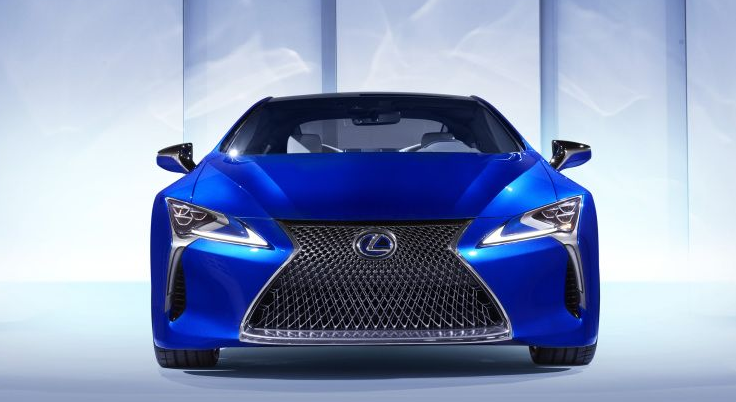 2019 Lexus LC 500h Coupe news