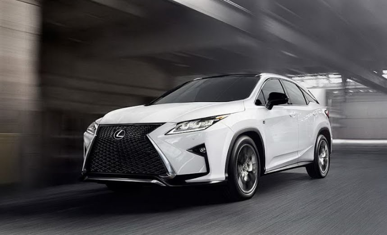 2019 lexus rx 350 060 colors release date redesign