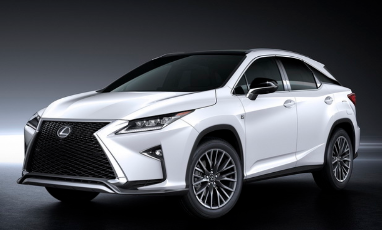 2019 Lexus RX 350 Sport Colors, Release Date, Redesign ...
