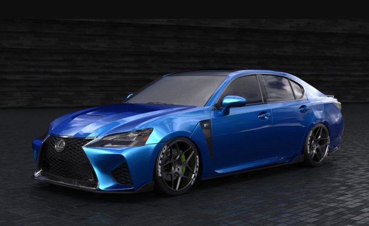 2019 lexus gs f awd colors release date redesign price