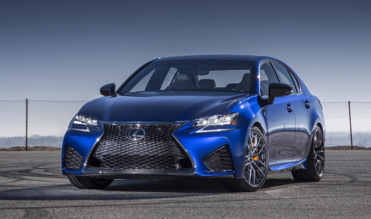 2019 Lexus GS F AWD Colors, Release Date, Redesign, Price ...