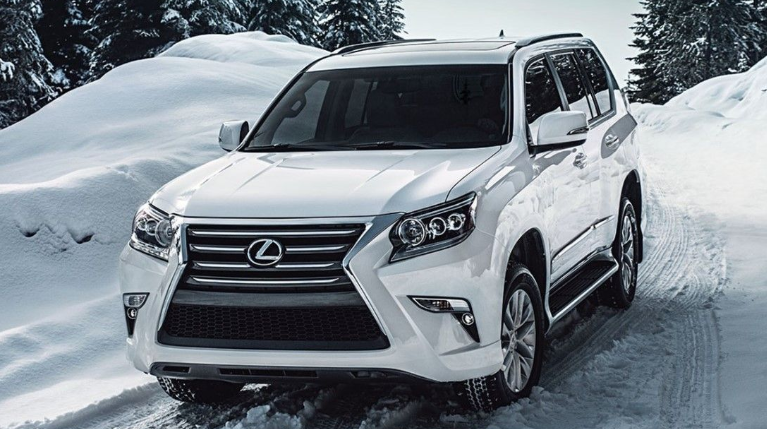 2019 Lexus GX Luxury redesign