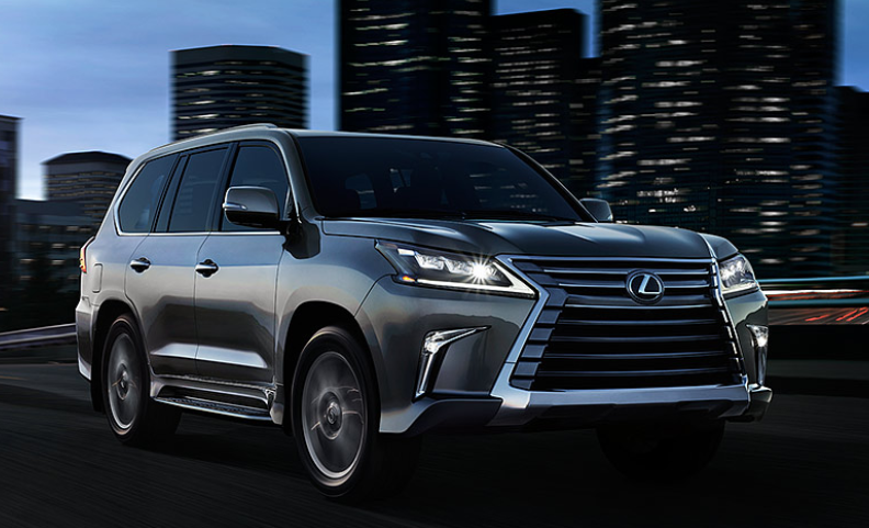 2019 lexus gx suv colors release date redesign price