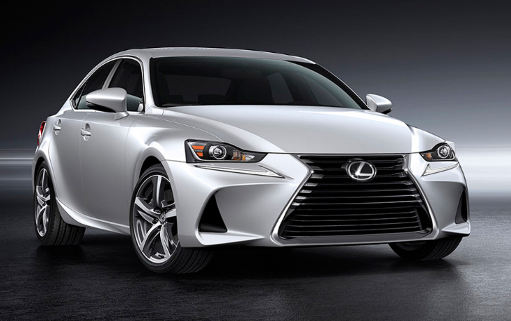 2019 Lexus IS 250 AWD Colors, Release Date, Redesign ...