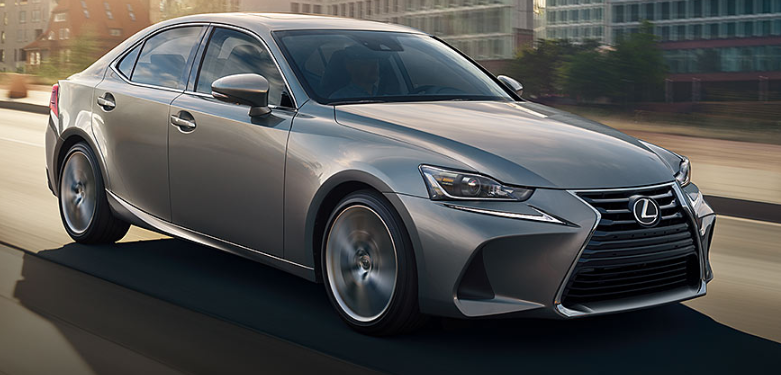 2019 Lexus IS 250 Coupe release date