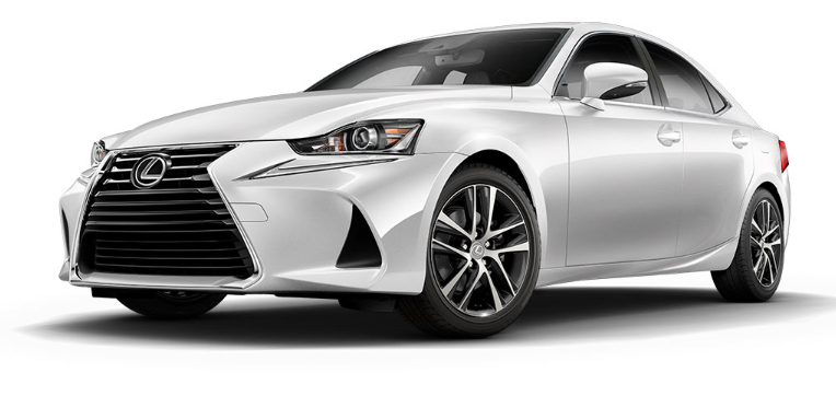 2019 Lexus IS 300 0-60 design