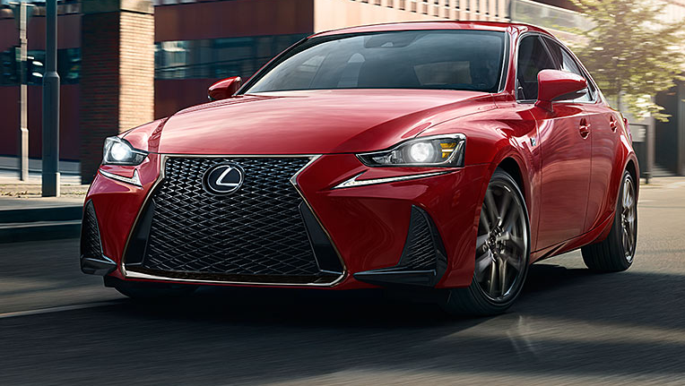 2019 Lexus IS 350 Coupe release date